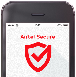 Airtel:Secure Handset Information, Damages, Anti-Theft, Anti Malware