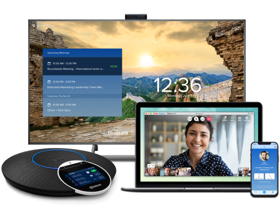 Seamless Video Conferencing